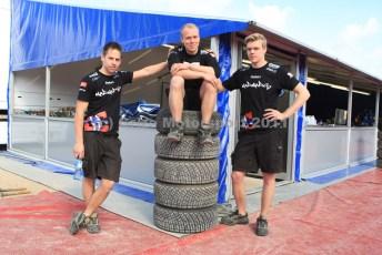 © Grize Motorsport 2011. WRC Portugal. Tyred and I wanna go hime. Digital Ref : 0048cam11382