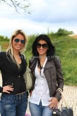 © Grize Motorsport 2011. WRC Portugal. Portuguese girls. Digital Ref : 0048cam18454