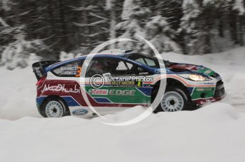 © North One Sport Limited 2011/Octane Photographic Ltd. 2011 WRC Sweden shakedown stage, 0126Thursday 10th February 2011. Digital ref : CB1D0152