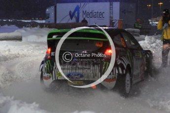 © North One Sport Ltd.2011/ Octane Photographic Ltd.2011. WRC Sweden SS1 Karlstad Arena Super Special, Thursday 10th February 2011. Digital ref : 0139LW7D8505