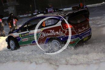 © North One Sport Ltd.2011/ Octane Photographic Ltd.2011. WRC Sweden SS1 Karlstad Arena Super Special, Thursday 10th February 2011. Digital ref : 0139LW7D8516