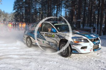 ©  North One Sport Limited 2011/Octane Photographic. 2011 WRC Sweden SS10 Fredericksberg, Saturday 12th February 2011. Digital ref : 0142CB1D7448