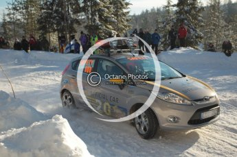 © North One Sport Limited 2011/Octane Photographic Ltd. 2011 WRC Sweden SS5 Vargassen lI, Friday 11th February 2011. Digital ref : 0141CB1D6947