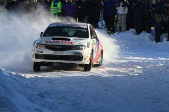 ©  North One Sport Limited 2011/Octane Photographic. 2011 WRC Sweden SS5 Vargassen lI, Friday 11th February 2011. Digital ref : 0141LW7D8849