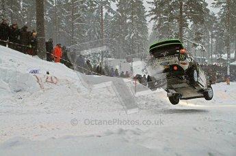 © North One Sport Ltd.2011/ Octane Photographic Ltd.2011. WRC Sweden SS2 Vargassen l (Colin's Crest), Friday 11th February 2011. Digital ref : 0140LW7D8658