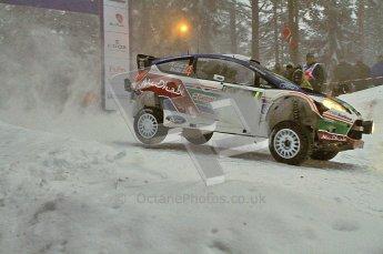 © North One Sport Ltd.2011/ Octane Photographic Ltd.2011. WRC Sweden SS2 Vargassen l (Colin's Crest), Friday 11th February 2011. Digital ref : 0140LW7D8612