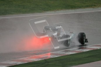 World © Octane Photographic 2011.  Formula 1 testing Saturday 12th March 2011 Circuit de Catalunya.  Digital ref : 0018CB1D4321