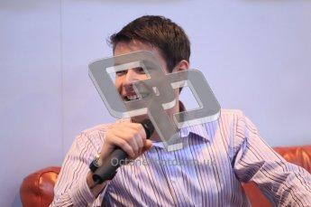 Autosport International 2012 - Dan Wells. Digital Ref : 0214cb1d0834