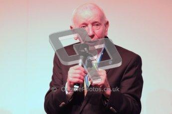 Autosport International 2012 - John Surtees. Digital Ref : 0214cb7d0790