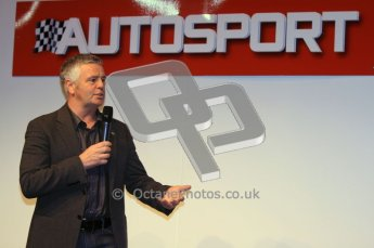 Autosport International 2012 - Derick Warwick. Digital Ref : 0214cb7d0812