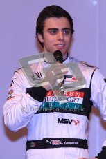 Autosport International 2012 - McLaren Autosport Young Drivers. Dino Zamparelli. Digital Ref : 0214cb7d0846