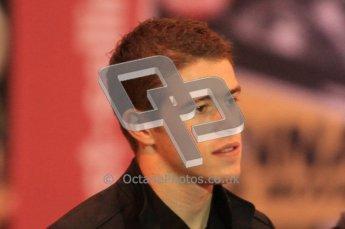 Autosport International 2012 - Paul Di Resta. Digital Ref : 0214cb7d0898