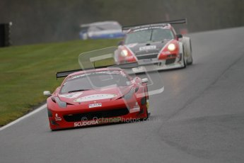 © 2012 Octane Photographic Ltd. Saturday 7th April. Avon Tyres British GT Championship - Practice 1. Digital Ref : 0274lw1d1540