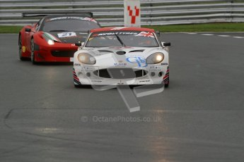 © 2012 Octane Photographic Ltd. Saturday 7th April. Avon Tyres British GT Championship - Practice 1. Digital Ref : 0274lw7d6828