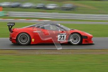 © 2012 Octane Photographic Ltd. Saturday 7th April. Avon Tyres British GT Championship - Practice 1. Digital Ref : 0274lw7d7042