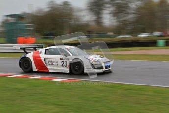 © 2012 Octane Photographic Ltd. Saturday 7th April. Avon Tyres British GT Championship - Practice 1. Digital Ref : 0274lw7d7117