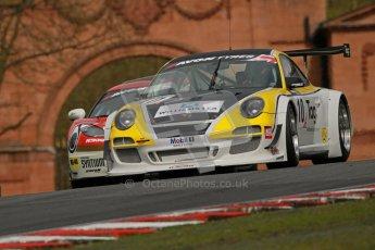 © 2012 Octane Photographic Ltd. Saturday 7th April. Avon Tyres British GT Championship - Practice 2. Digital Ref : 0280lw1d2616