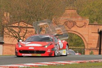 © 2012 Octane Photographic Ltd. Saturday 7th April. Avon Tyres British GT Championship - Practice 2. Digital Ref : 0280lw7d7801