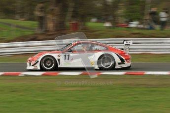 © 2012 Octane Photographic Ltd. Saturday 7th April. Avon Tyres British GT Championship - Practice 2. Digital Ref : 0280lw7d7850