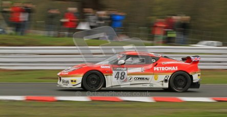 © 2012 Octane Photographic Ltd. Saturday 7th April. Avon Tyres British GT Championship - Practice 2. Digital Ref : 0280lw7d8009