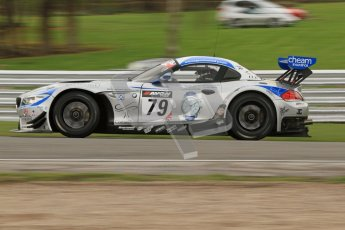 © 2012 Octane Photographic Ltd. Saturday 7th April. Avon Tyres British GT Championship - Practice 2. Digital Ref : 0280lw7d8081