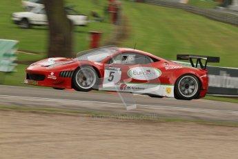 © 2012 Octane Photographic Ltd. Saturday 7th April. Avon Tyres British GT Championship - Practice 2. Digital Ref : 0280lw7d8092