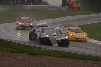© 2012 Octane Photographic Ltd. Monday 9th April. Avon Tyres British GT Championship Race. Digital Ref : 0286lw7d9814