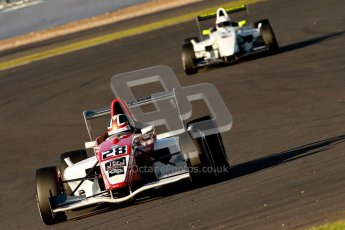 © Chris Enion/Octane Photographic Ltd 2012. Formula Renault BARC - Race. Silverstone - Saturday 6th October 2012. Kieran Vernon - Hillsport.Digital Reference: 0539ce7d9649