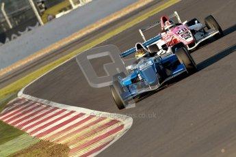 © Chris Enion/Octane Photographic Ltd 2012. Formula Renault BARC - Race. Silverstone - Saturday 6th October 2012. Kieran Vernon - Hillsport. Digital Reference: 0539ce7d9772