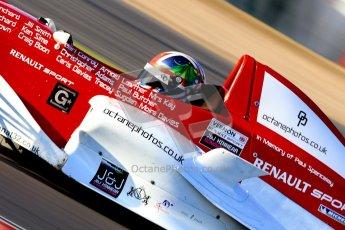 © Chris Enion/Octane Photographic Ltd 2012. Formula Renault BARC - Race. Silverstone - Saturday 6th October 2012. Kieran Vernon - Hillsport.Digital Reference: 0539ce7d9911