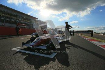 © Octane Photographic Ltd 2012. Formula Renault BARC - Race. Silverstone - Saturday 6th October 2012. Kieran Vernon - Hillsport. Digital Reference: 0539lw1d1967