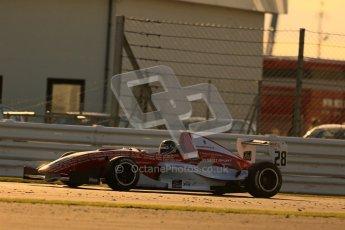 © Octane Photographic Ltd 2012. Formula Renault BARC - Race. Silverstone - Saturday 6th October 2012. Kieran Vernon - Hillsport. Digital Reference: 0539lw1d2035