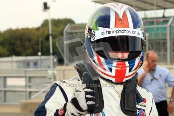 © Chris Enion/Octane Photographic Ltd 2012. Formula Renault BARC - Race 2. Silverstone - Sunday 7th October 2012. Kieran Vernon - Hillsport. Digital Reference: