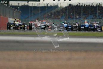 © Octane Photographic Ltd 2012. Formula Renault BARC - Race 2. Silverstone - Sunday 7th October 2012. Kieran Vernon - Hillsport. Digital Reference: 0545lw1d2370