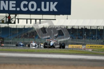 © Octane Photographic Ltd 2012. Formula Renault BARC - Race 2. Silverstone - Sunday 7th October 2012. Digital Reference: 0545lw1d2503