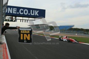© Octane Photographic Ltd 2012. Formula Renault BARC - Race 2. Silverstone - Sunday 7th October 2012. Kieran Vernon - Hillsport. Digital Reference: 0545lw1d2632