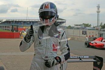 © Octane Photographic Ltd 2012. Formula Renault BARC - Race 2. Silverstone - Sunday 7th October 2012. Kieran Vernon - Hillsport. Digital Reference: 0545lw1d2744