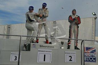 © Octane Photographic Ltd 2012. Formula Renault BARC - Race 2. Silverstone - Sunday 7th October 2012. Kieran Vernon - Hillsport. Digital Reference: 0545lw1d2773