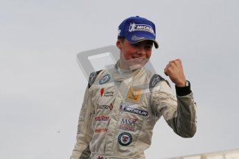 © Octane Photographic Ltd 2012. Formula Renault BARC - Race 2. Silverstone - Sunday 7th October 2012. Digital Reference: 0545lw7d9422