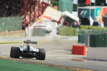 © 2012 Octane Photographic Ltd. Belgian GP Spa - Sunday 2nd September 2012 - F1 Race. Digital Ref :