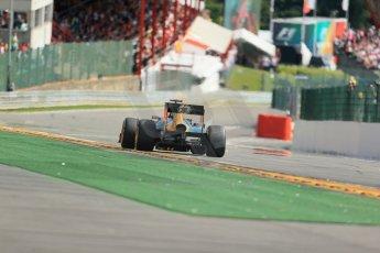 © 2012 Octane Photographic Ltd. Belgian GP Spa - Sunday 2nd September 2012 - F1 Race. Digital Ref :