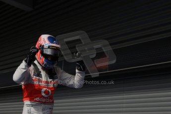 © 2012 Octane Photographic Ltd. Belgian GP Spa - Sunday 2nd September 2012 - F1 parc Ferme. Digital Ref :