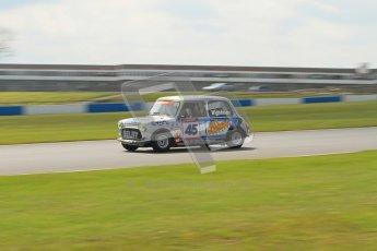 © Octane Photographic Ltd. Mini Se7en Championship practice session 21st April 2012. Donington Park. Leon Wightman. Digital Ref : 0298lw7d6100