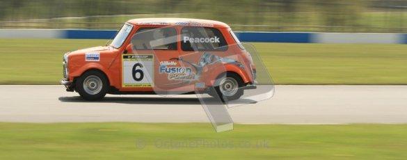 © Octane Photographic Ltd. Mini Miglia practice session 21st April 2012. Donington Park. Colin Peacock, Mondo Motorsport. Digital Ref : 0298lw7d6347