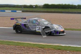 © Octane Photographic Ltd. BritCar Production Cup Championship race. 21st April 2012. Donington Park. Simon Phillips/Eugene O'Brien, MR2. Digital Ref : 0300lw7d7442