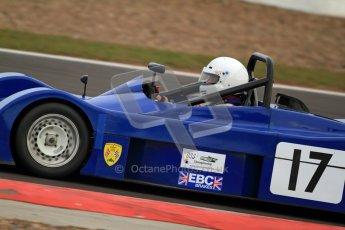 © Carl Jones/Octane Photographic Ltd. 20th October 2012. Peter Coombs, Coombs Sport 7C, OSS, Donington Park. Digital Ref : 0549ce7d1606