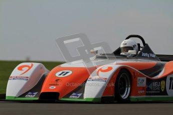 © Carl Jones/Octane Photographic Ltd. 20th October 2012. Jonathan Hair, Mallock Beagle Mk36 DD, OSS, Donington Park. Digital Ref : 0549ce7d1843