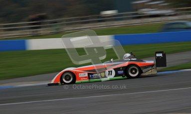 © Carl Jones/Octane Photographic Ltd. 20th October 2012. Jonathan Hair, Mallock Beagle Mk36 DD, OSS, Donington Park. Digital Ref : 0549img_4032