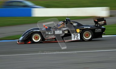 © Carl Jones/Octane Photographic Ltd. 20th October 2012. Graham Hill, Radical Prosport, OSS, Donington Park. Digital Ref : 0549img_4043