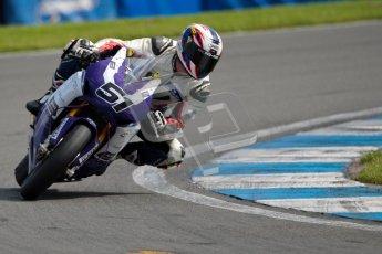 © Octane Photographic Ltd/Chris Enion 2012. British Superbikes test day – Donington Park, Tuesday 7th August 2012. Luke Quigley - GBmoto - Racing Honda. Digital Ref : 0450CE1D0085